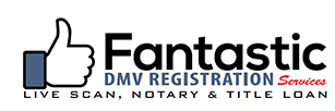 Fantastic DMV Registration Services